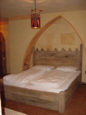 Zimmer im Castillo Alcazar
