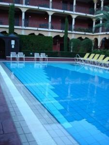 """Der Pool vom """"El Andaluz"""""""