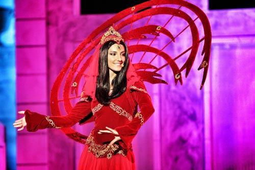 Imperio - Die Show im Colosseo mit Ornella de Santis. Bild: Europa-Park