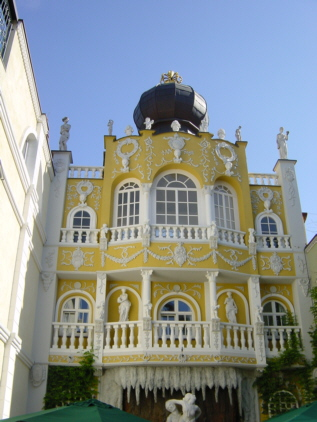 Gästehaus Circus Rolando
