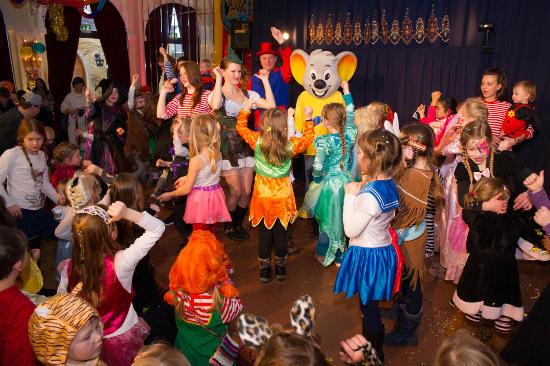 Kinderfastnacht 2015 - Bild: Europa-Park