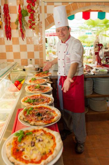 Europa-Park Gastronomie. Bild: Europa-Park