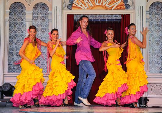Die spanische Feria. Bild: Europa-Park