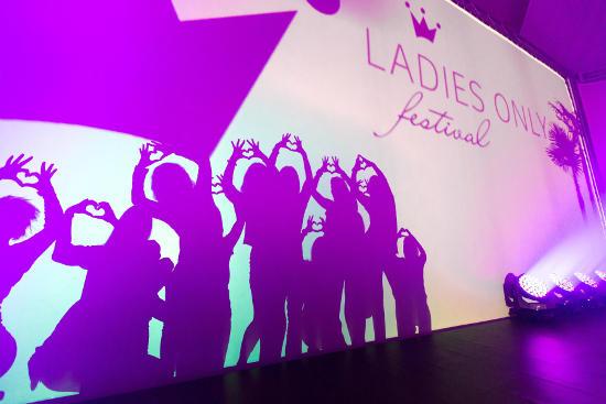 """Das """"Ladies Only Festival"""" - Bild: Europa-Park"""