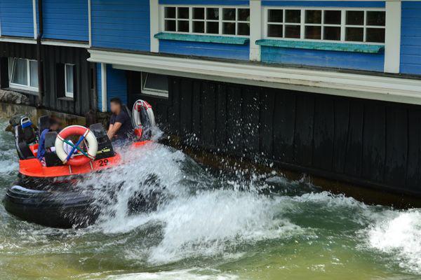 Fjord Rafting - einfach unberechnbar.
