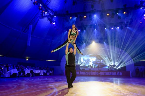 Das Euro-Dance-Festival im Europa-Park. Bild: Europa-Park / Fotograf: Valentin Behringer