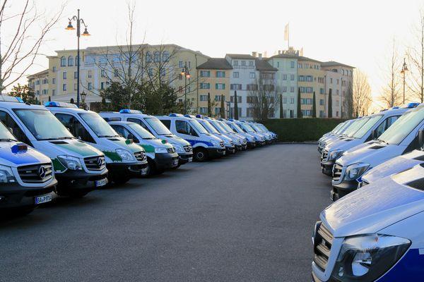 Polizisten, die für die Sicherheit des G20-Treffens in Baden-Baden sorgten, durften in den Europa-Park Hotels übernachten. Bild: Europa-Park