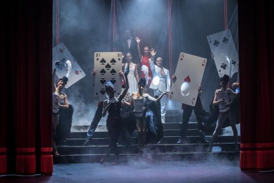 Sonata delle Carte, die Show im Teatro dell'Arte - Bild: Europa-Park