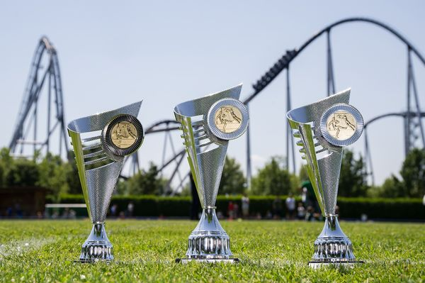 Der Europa-Park Cup des SV Rust. Bild: Europa-Park
