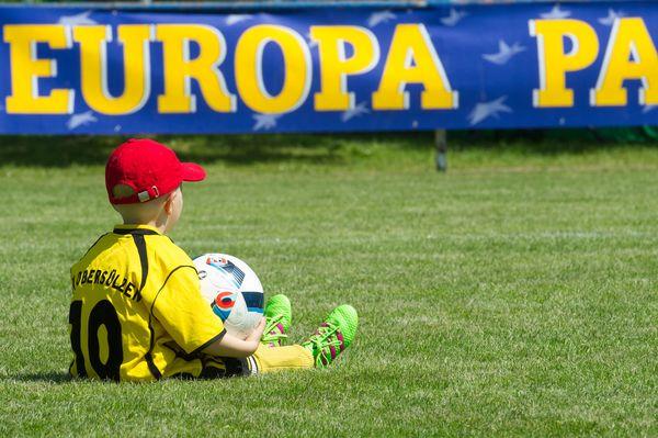 Internationaler Europa-Park Cup des SV Rust. Bild: Europa-Park