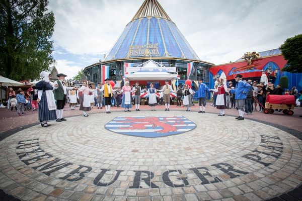 Das Luxemburger Fest. Bild: Europa-Park