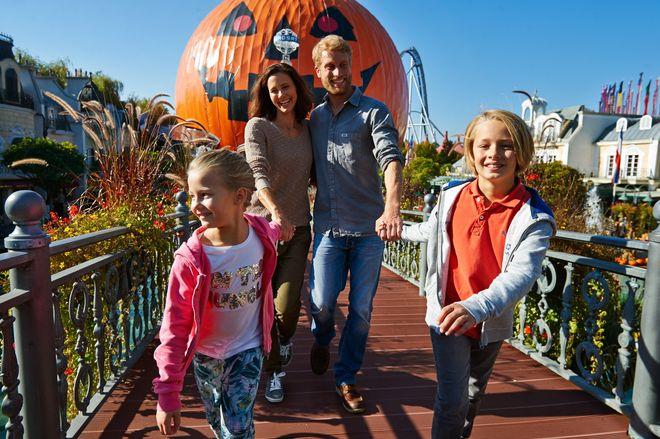 Halloween Im Europa-Park: Schaurig-schöner Gruselspaß Für