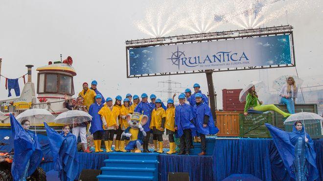 """""""Rulantica"""" heißt die neue Wasserwelt des Europa-Park, die bis 2019 fertiggestellt sein soll. Bild: Europa-Park"""