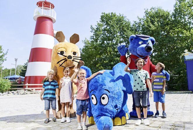 Das Ravensburger Spieleland wurde in einer Online-Umfrage der Deutschen Zentrale für Tourismus e.V. unter die Top 15 der 100 beliebtesten Sehenswürdigkeiten Deutschlands gewählt. Bild: Ravensburger Spieleland