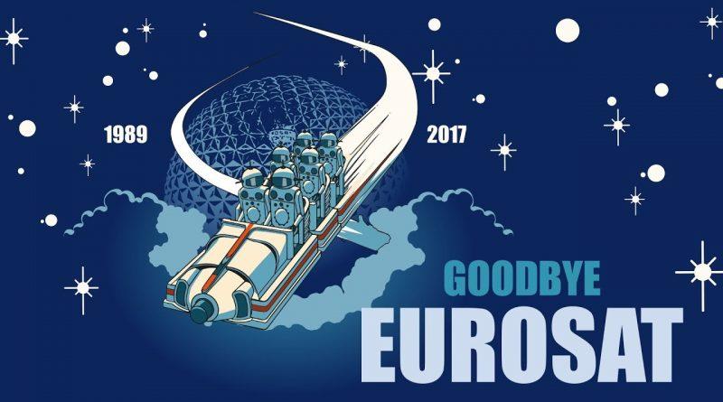 Goodbye-Event EUROSAT – The Last Ride