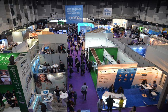 CloudFest in der neuen Europa-Park Arena: über 2.500 Unternehmen beteiligen sich an dieser Veranstaltung. Bild: Europa-Park