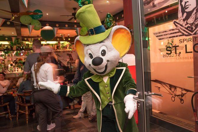 Willkommen zum St. Patrick's Day. Bild: Europa-Park