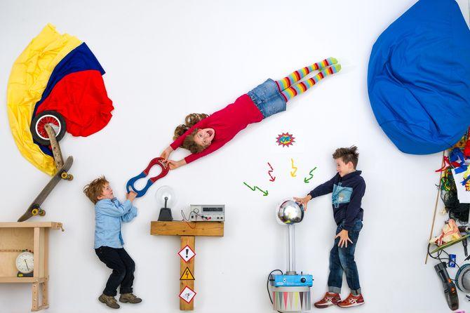 Die Science Days lösen knifflige Aufgaben auf spielerische Art und Weise. Bild: Europa-Park