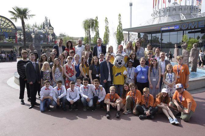 Am 11. Juni wurde die Goldene Göre im Europa-Park verliehen. Bild: Europa-Park