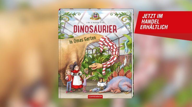 Madame Freudenreich – Dinosaurier in Omas Garten