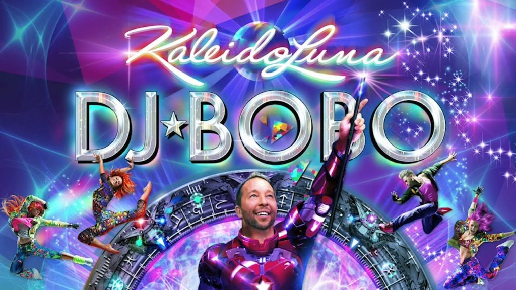 "Weltpremiere DJ BoBo ""KaleidoLuna"" im Europa-Park"