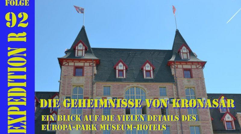 EXPEDITION R #092: Die Geheimnisse von Krønasår | Ein Blick auf die vielen Details des Europa-Park Museum-Hotels