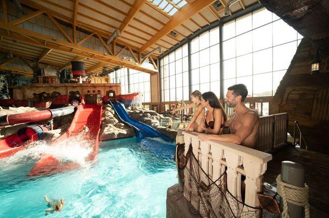 Der Skip Strand bietet Wasserspaß für die ganze Familie. Bild: Europa-Park