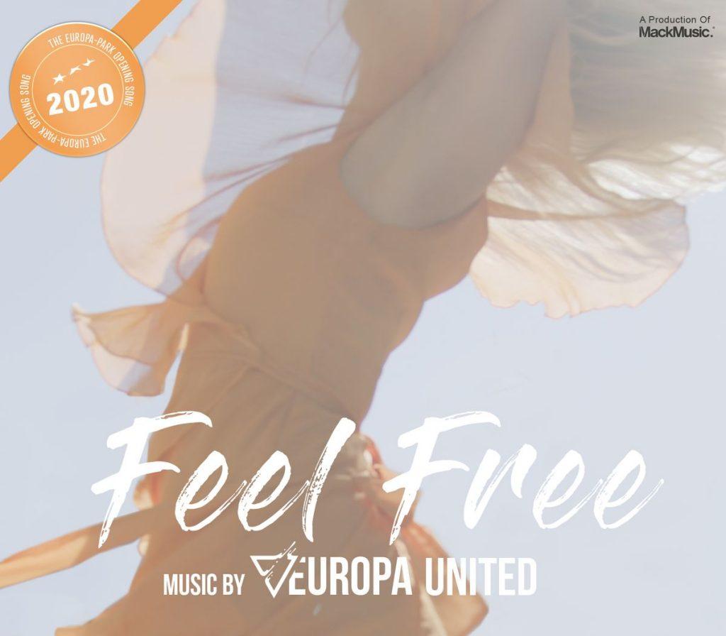 """Cover zum neuen Song """"Feel Free"""". Bild: MackMedia"""