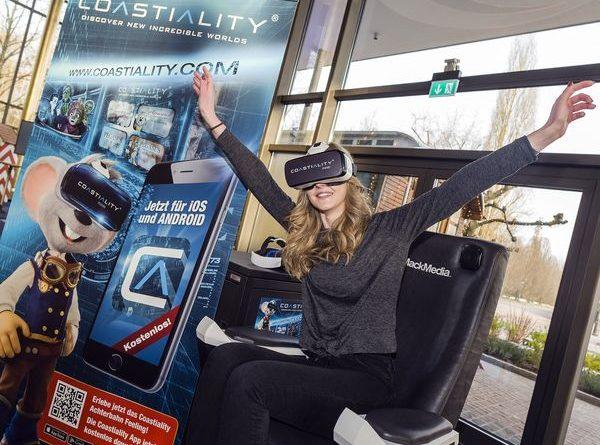 Virtual Reality erleben - Bild: Europa-Park
