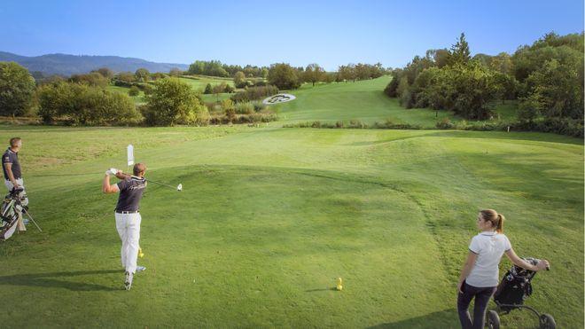Der Europa-Park Golfclub. Bild: Europa-Park