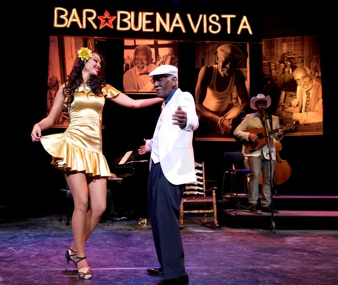 "Grandfathers of Cuban Music: ""The Bar at Buena Vista"" live im Europa-Park. Bild: Europa-Park"