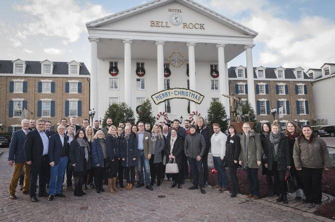 VDFU-Tagung im Europa-Park Hotel Bell Rock. Bild: Europa-Park