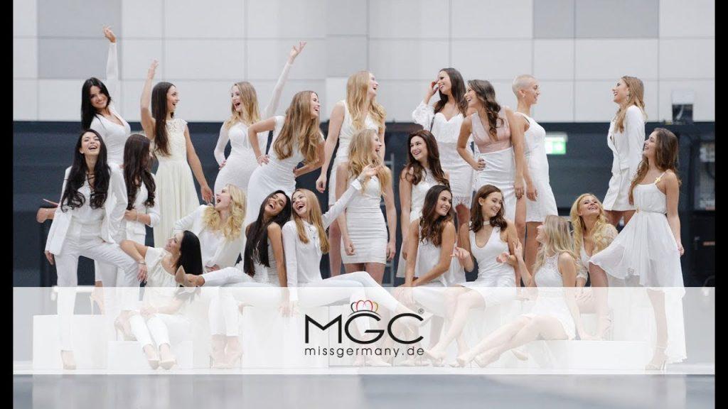Miss Germany-Wahl im Europa-Park