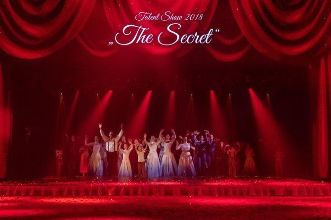 """Talent Show """"The Secret"""". Bild: Europa-Park"""