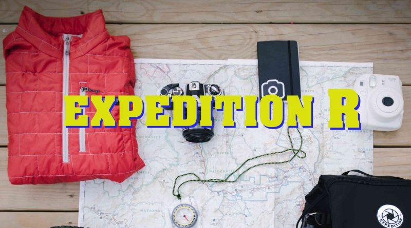 Der neue Spreadshirt-Shop der EXPEDITION R ist eingerichtet!