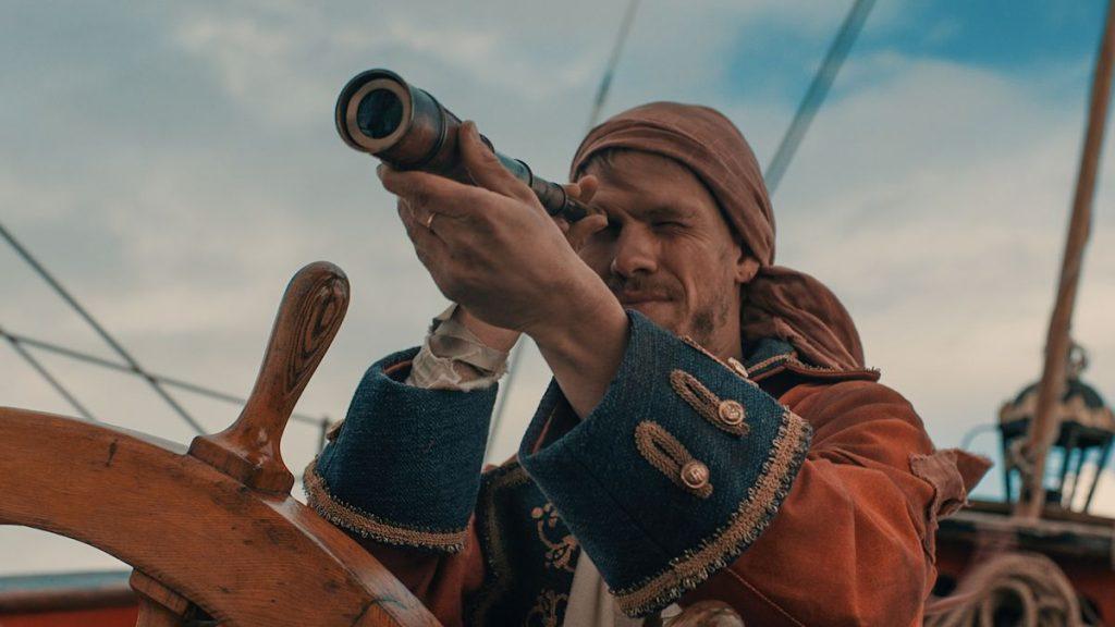 """Land in Sicht: Die Attraktion """"Piraten in Batavia"""" wird Ende Juli eröffnet. Bild: Europa-Park"""