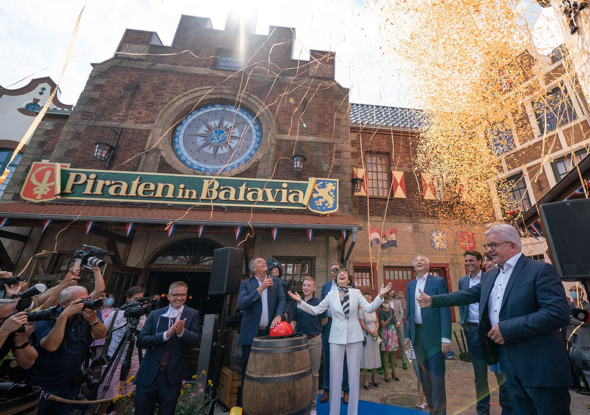 """Die """"Piraten in Batavia"""" sind zurück im Europa-Park! Bild: Europa-Park"""