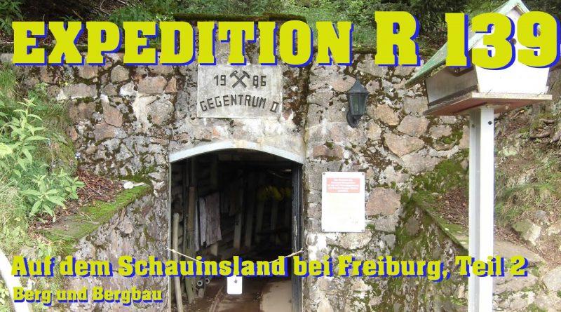 EXPEDITION R #139: Auf dem Schauinsland bei Freiburg, Teil 2 | Berg und Bergbau