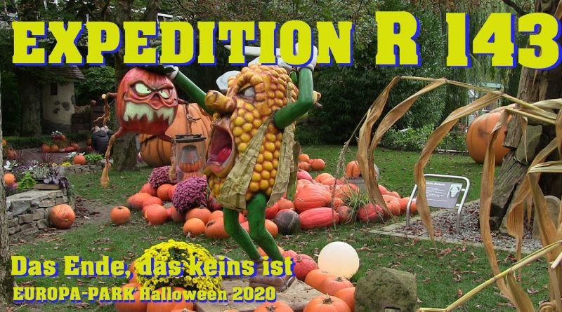 EXPEDITION R #143: Das Ende, das keins ist | EUROPA-PARK Halloween 2020