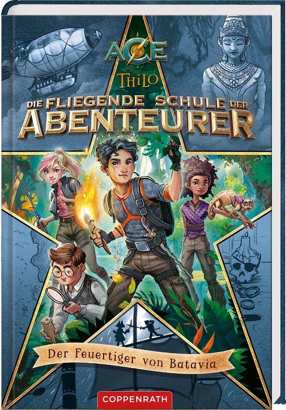 Die fliegende Schule der Abenteuerer, Buch 1