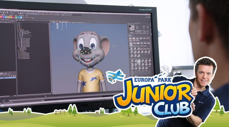 Ed & ses amis prennent vie – Europa-Park JUNIOR CLUB (Complet)