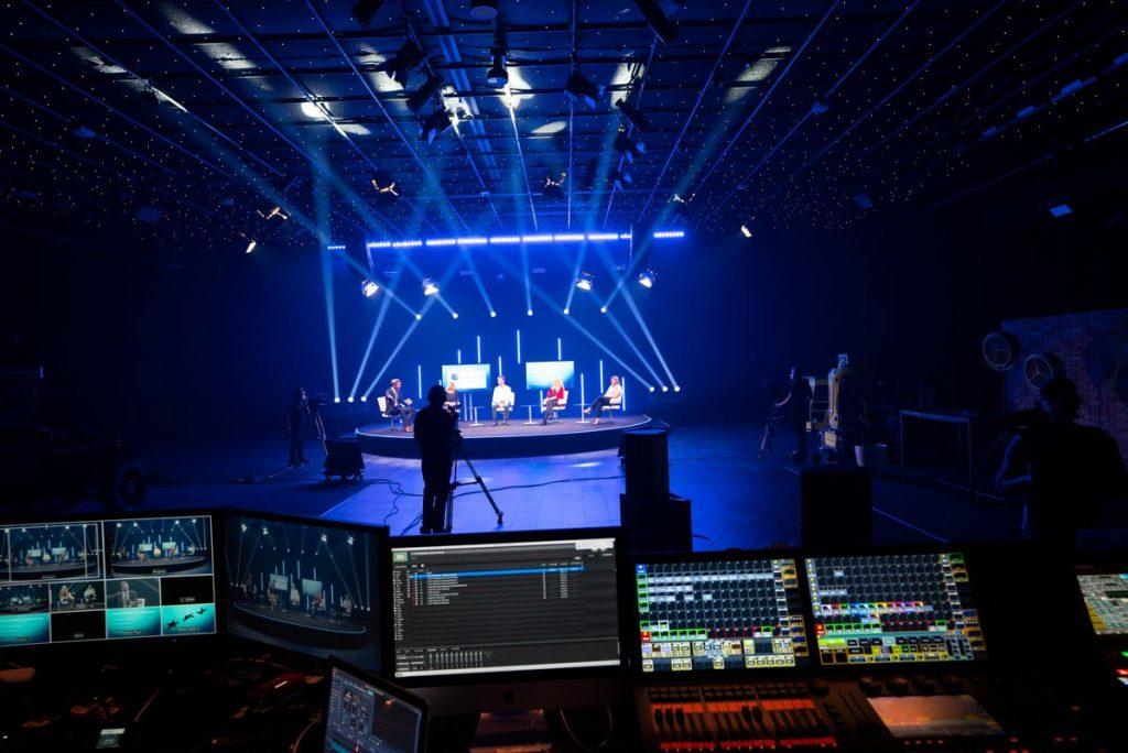 Neues Streaming-Studio ermöglicht Veranstaltungen von Rust aus in die ganze Welt: Das Confertainment des Europa-Park wird digital